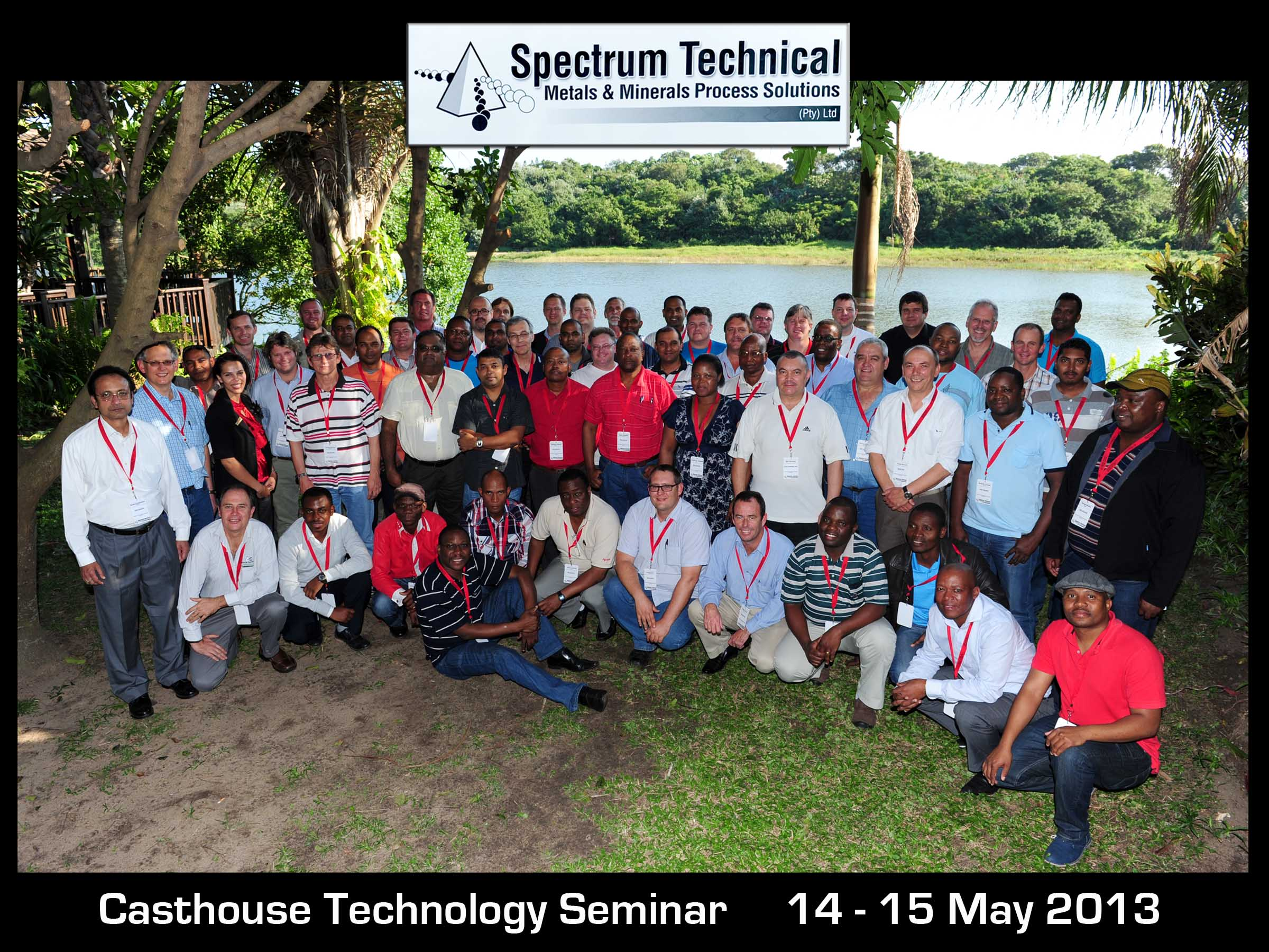 CASTHOUSE TECHNOLOGY SEMINAR GROUP
