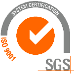 SGS ISO-9001 TCL LR